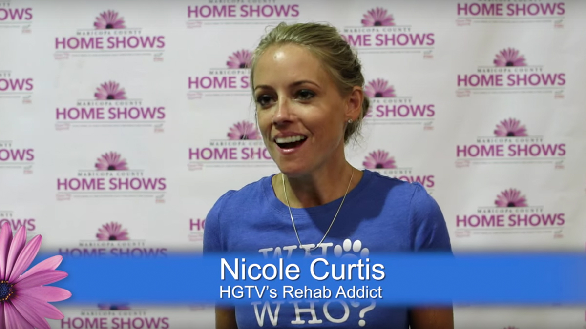 Celebrities at the Maricopa County Home Shows