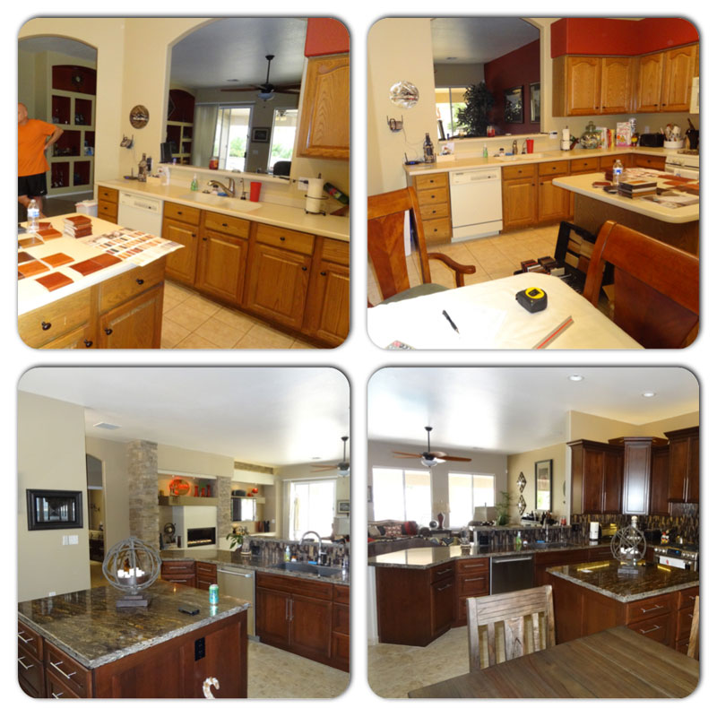 Maricopa County Home Shows Ckbr Complete Kitchen Bath Remodel
