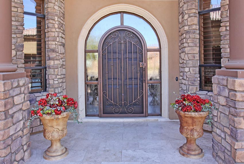 Maricopa County Home Shows First Impression Ironworks