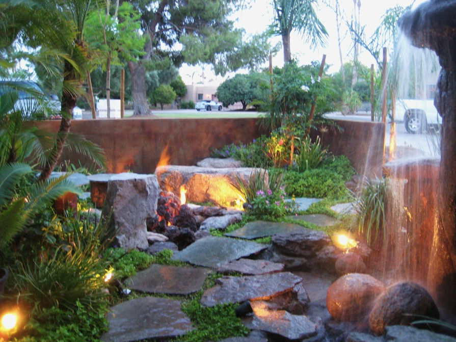 Maricopa County Home Shows Exotic Scapes