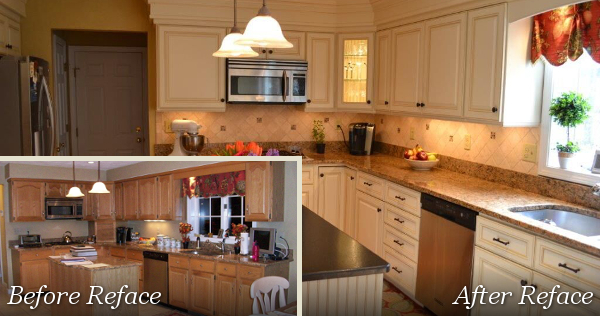 Maricopa county home shows kitchen tune up for Cheapest way to reface kitchen cabinets