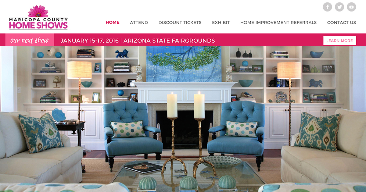 Etonnant Maricopa County Home Shows